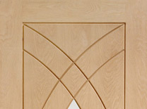 Oak-Treviso-with-Clear-Glass_Flat (X)